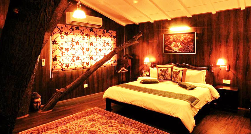 View The Tree House Resort In Chandwaji, Rajasthan